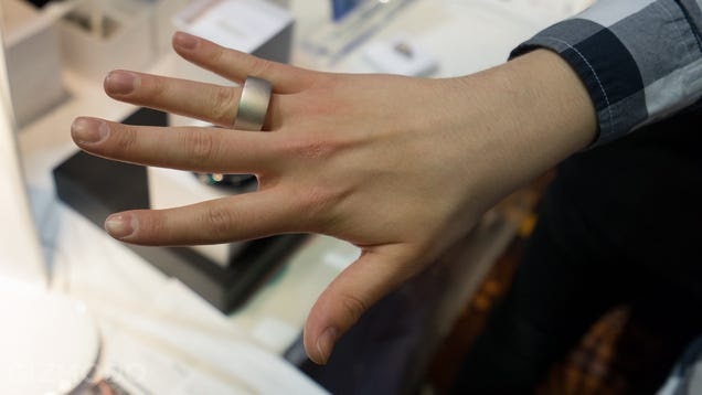 Up Close with Ring: Maybe