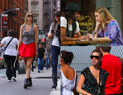 Whitney Port: Ubiquitous New Yorker