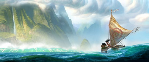 Thank Goodness We're Getting Disney's Lovely Moana Sooner Than Expected