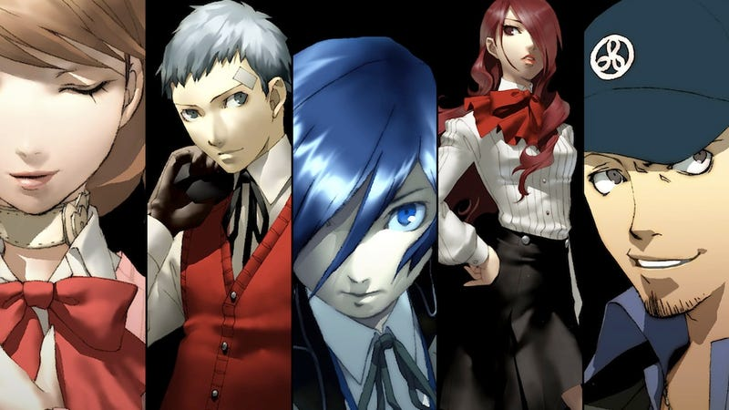 Assassin's Creed? Halo? Screw'em, I'm Playing Persona