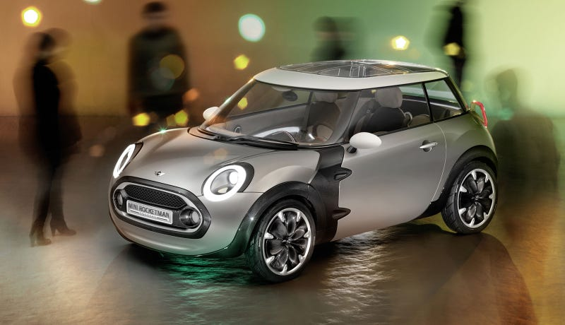 Mini Rocketman: A Mini that's actually mini