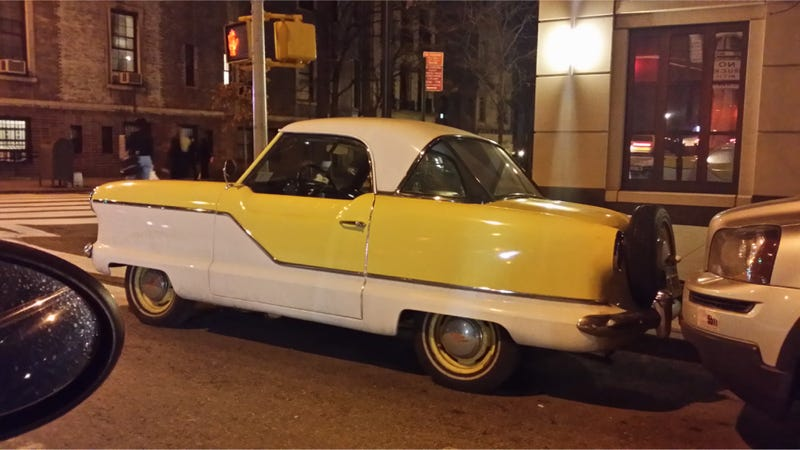 This Metropolitan Nash Metropolitan Is Very Metropolitan