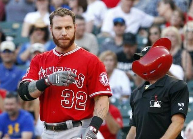 "Josh Hamilton Out Of The Lineup Again After ""Mental Break"""