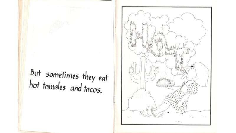 Coloring Book Teaches Kids Fun Racial Stereotypes