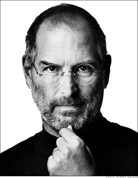 Steve Jobs on the Stupidity of Living in the Past and Uncertainty of the Future