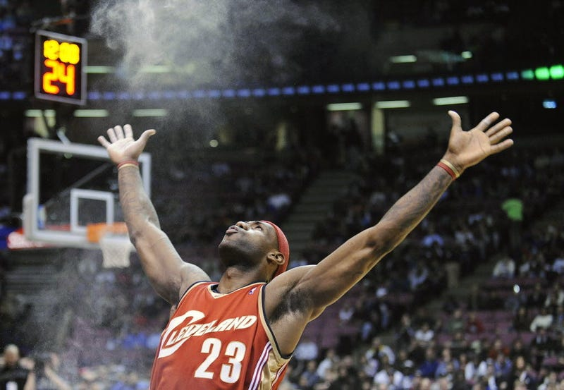 5 Friday Funnies: The LeBron James Edition