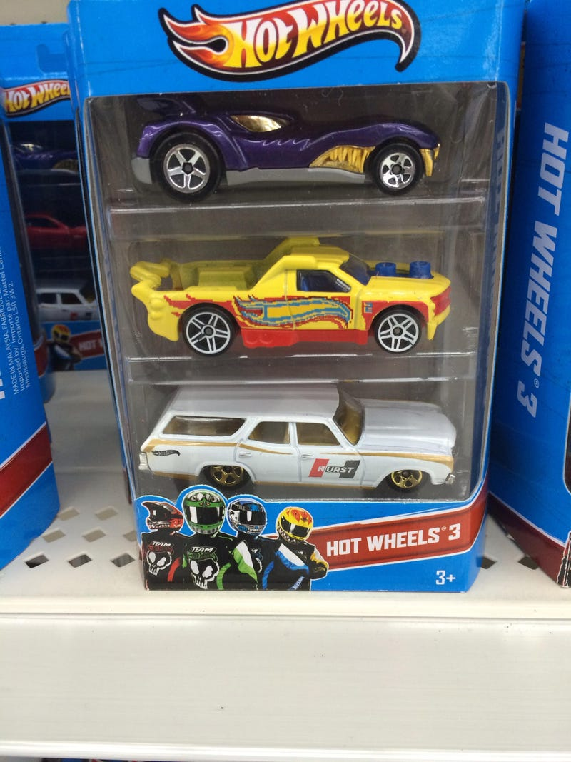 First World Problem: Hot Wheels edition