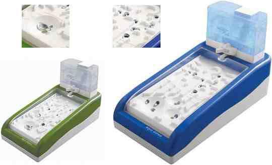 Bandai's Aqua Dance Water Toy Hypnotizes Using Nanotechnology