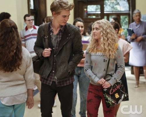 We Watched Four Episodes of The Carrie Diaries So You Don't Have To