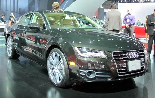 Audi A7: The Humpback Of Ingolstadt