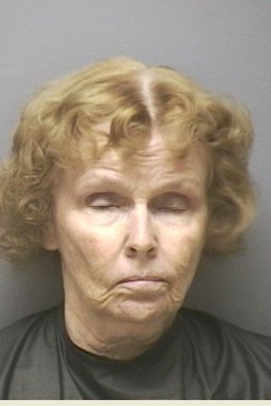 This 74-Year-Old Woman Tried To Stab Police With Her Car Keys