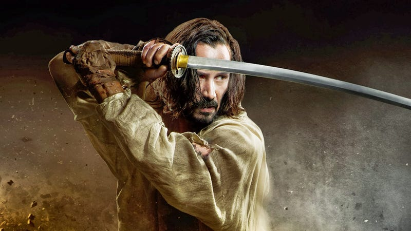 For 47 Ronin, Keanu Reeves Said His Lines in English And Japanese