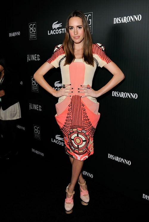 Rad Costumes, Of Course, At Costume Designers Awards