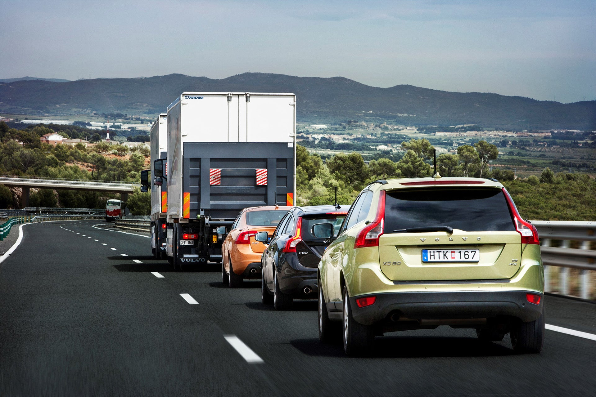 Ten Simple Ways To Make Highway Driving Less Awful