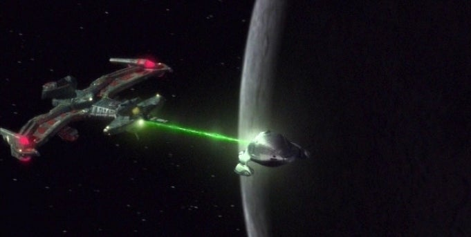 Why Fake-Looking CG Space Battles Are Beautiful