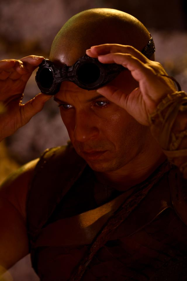 New Riddick Pics (With Katee Sackoff)