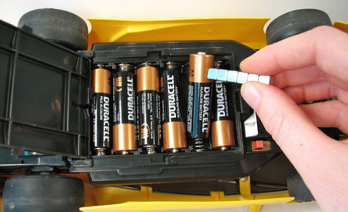 Remove Stubborn Batteries and Other Cool Magnet Tricks