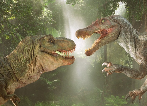 Tyrannosaurus Rex was a cannibal, say paleontologists