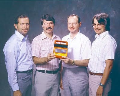 Who Knew The Speak & Spell Team Was So Sexy?