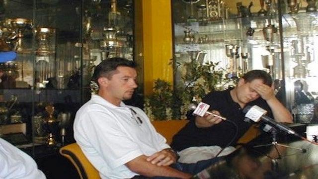 Toni Kukoc, Accused Of Visiting Prostitutes, Shrugs