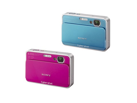 Sony Refreshes Cyber-shot T-series with 8MP DSC-T2