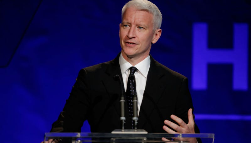 Watch Anderson Cooper Take On Arizona Senator Who Backed Anti-Gay Bill