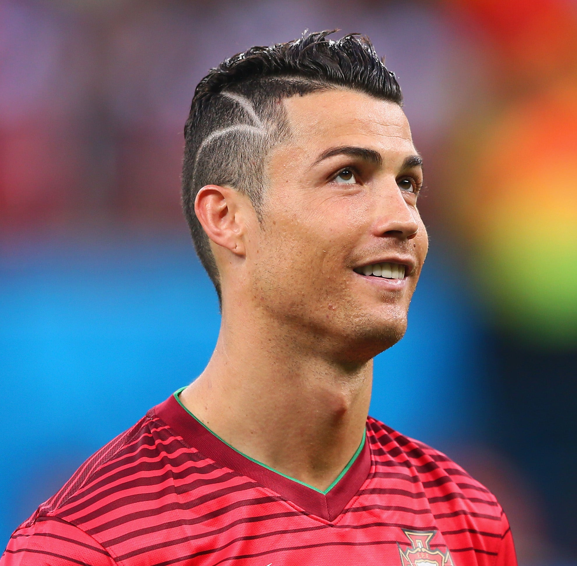 Did Cristiano Ronaldo Really Cut His Hair For A Kid With A
