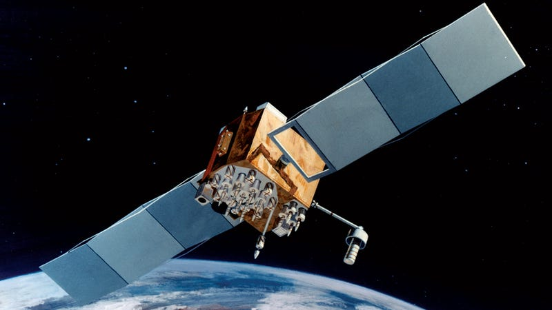 The Most Precise GPS Satellite in the World