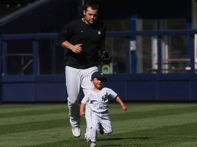 Joba Chamberlain's Freak Trampoline Accident Is Just Like Brien Taylor Getting In A Bar Fight