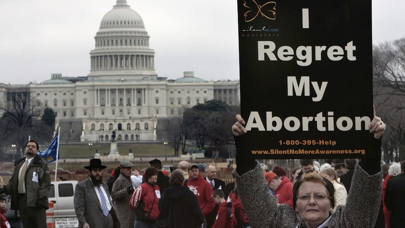 Crap Iowa Law Would Allow Women to Sue Doctors For 'Abortion Regret'