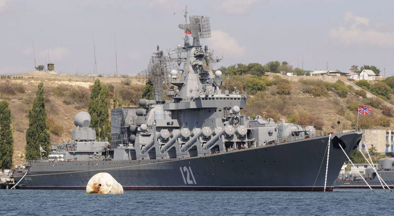 Putin's Game Of Battleship: The Black Sea Fleet And Why It Matters