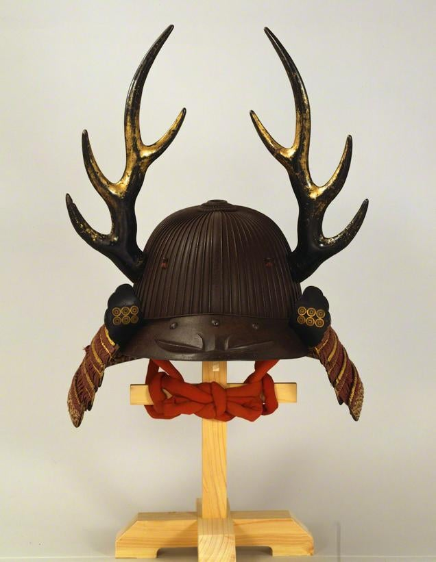 Japan's Wonderfully Strange Samurai Helmets