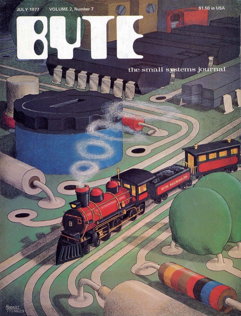 Some Awesome Magazine Covers From the 1970s