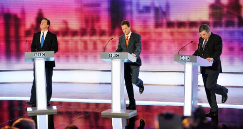 UK Debate Winner: 'We Need to Grip It Very Hard'