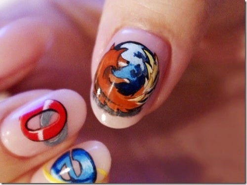 Nail Painting Gallery