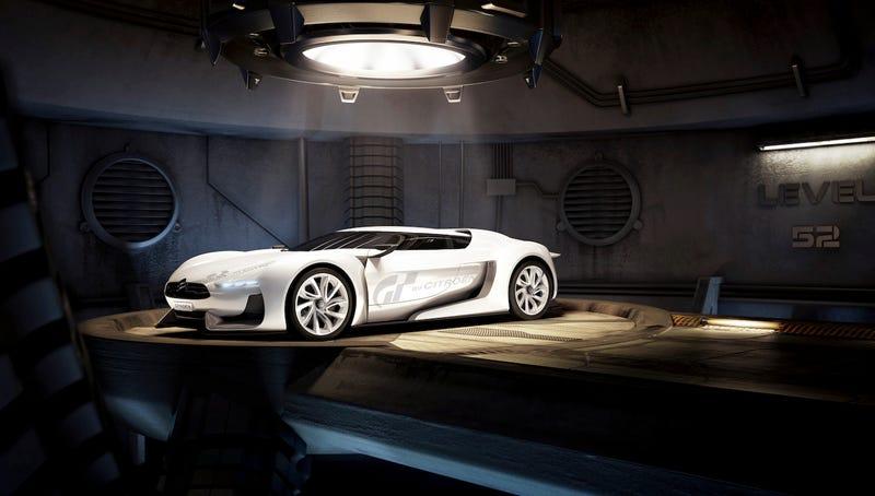 Citroën May Build GTbyCITROËN Concept