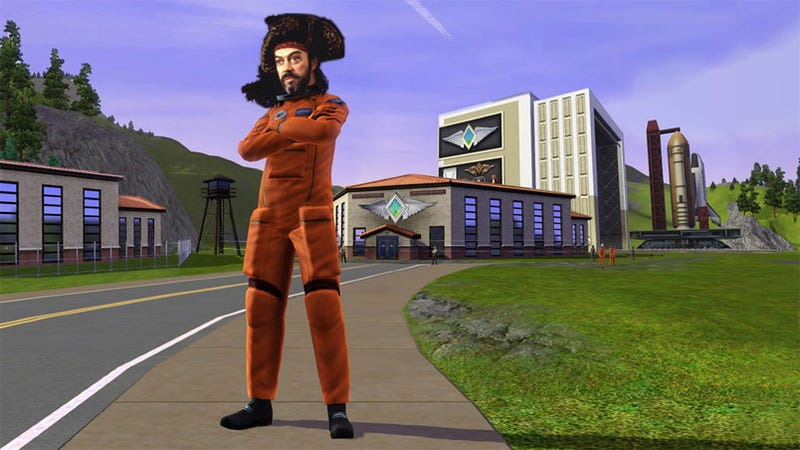 "Pirated Copies Of Sims 3 Are A ""Demo Program"""