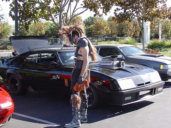 Vent Your Atomic Road Rage With Mad Max Reenactments