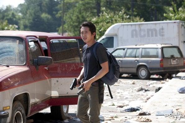 The Walking Dead - 3.06 Promo Photos
