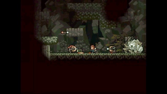 What If Spelunky Was A Fantasy RPG...