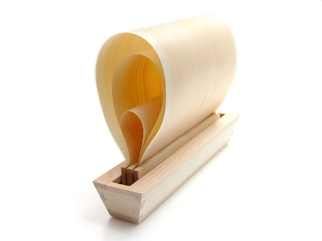A Wooden Humidifier That Requires No Electricity