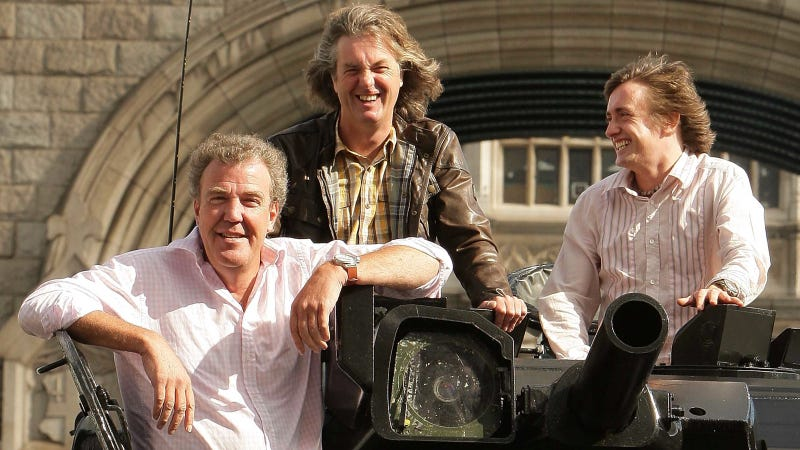 The Guys From Top Gear Are On The Way To Sin City