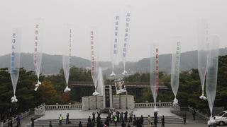 Activists Want To Use Balloons To Airlift <i>TheInterview</i><i></i>IntoNorth Korea