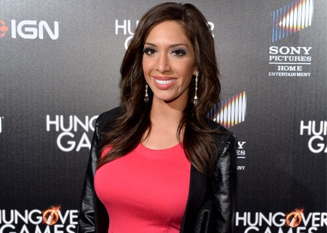 Farrah Abraham's Sex Tape Got Her Cut From the Teen Mom Reunion