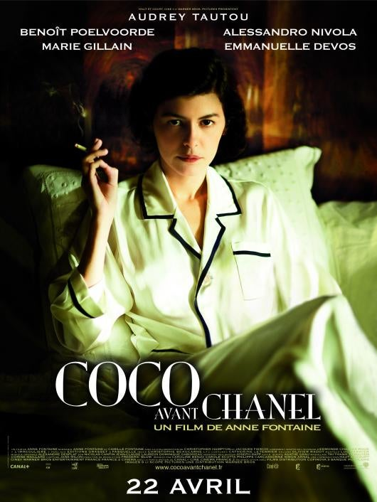 Coco Avant Chanel Poster Banned In Paris