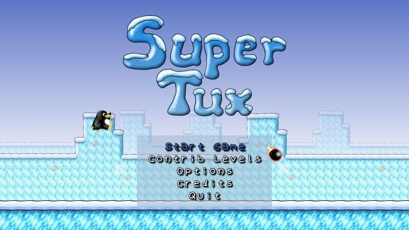 SuperTux, el Mario Bros de Linux, acaba de publicar su primera versión estable en 10 años