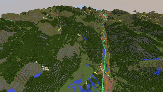 Great Britain In Minecraft Is One Of Gaming's Largest Worlds