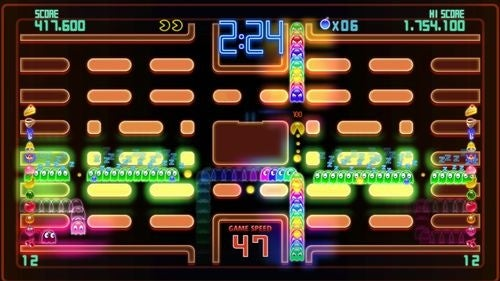 Pac-Man CE DX Screenshots