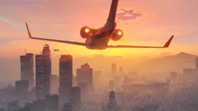 Don't Worry About GTA V Being Too Big, Rockstar Says