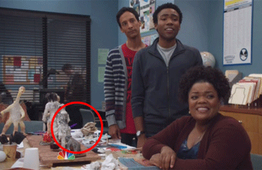 "Community's ""Bottle Episode"" Strips Entire Cast Down to Their Skivvies"